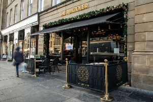The Muddler in Grey Street, Newcastle
