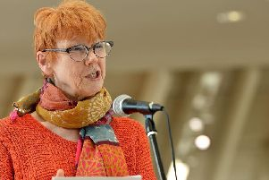 Dame Vera Baird, Police and Crime Commissioner for Northumbria.