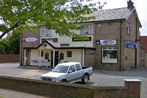 The Queen's Head pub in Castleford has been empty for around a year.