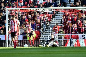 Sunderland slipped to defeat against Coventry City