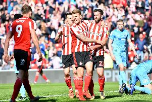 How Sunderland's promotion odds shifted after a dramatic weekend in League One