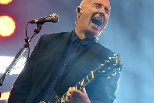 Midge Ure is due to perform at the South Tyneside Festival.