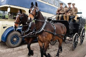 Beamish Museum will be dedicating the weekend to horses.