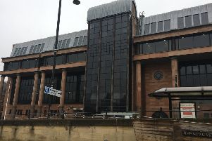 Stephen Brady appeared at Newcastle Crown Court