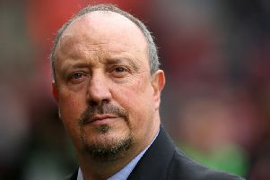 Newcastle United manager Rafa Benitez has been linked with a top job