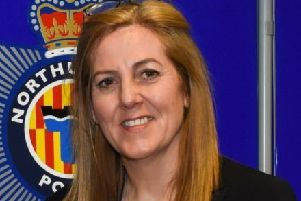 Northumbria Police's Head of Crime, Chief Superintendent Lisa Orchard.