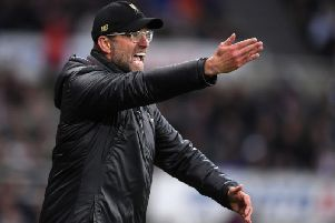 Liverpool boss Jurgen Klopp accused Newcastle of playing 'long ball' tactics against his side.