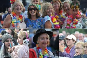 Enjoying the summer concerts in Bents Park. Who are you most looking forward to seeing this year?