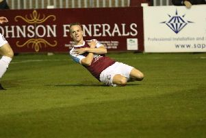 South Shields youngster Will McCamley