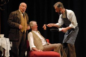 The Garrick is presenting Hobson's Choice at The ACE Centre in Nelson this week. Photograph by Colin Antill Photographer. (s)