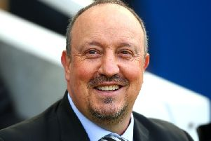Newcastle United manager Rafa Benitez is believed to be closing in on a double swoop