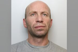 Terry Dunne was jailed for a total of 40 months