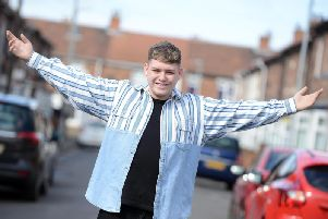 Hartlepool singer Michael Rice hopes to make it big in Eurovision this weekend singing his single Bigger Than Us