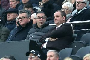 There is believed to have been no meeting between Rafa Benitez and Mike Ashley on Friday