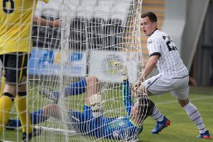 Reported Sunderland target Lawrence Shankland has confirmed he will leave Ayr United this summer