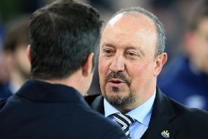 Newcastle United manager Rafa Benitez is yet to agree a contract extension at St James's Park.