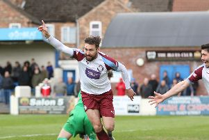 Carl Finnigan has left South Shields