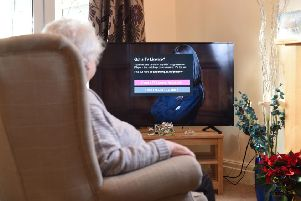 The over-75s could lose their free TV licence.