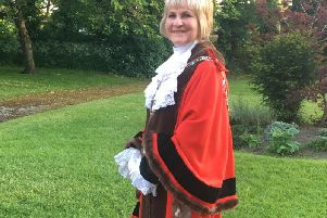 New Mayor of Wyre Coun Ann Turner says the role has an important part to play