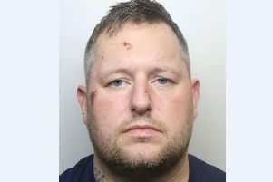 Jailed: Ian White. Photo courtesy of Derbyshire Constabulary.