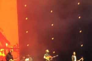 The Courteeners at Heaton Park on June 15