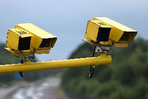 New speed cameras are being trialled