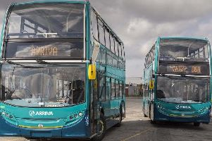 Arriva giving away free bus tickets