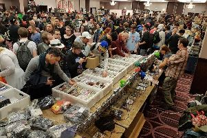 Doncaster will host a retro gaming fair in March