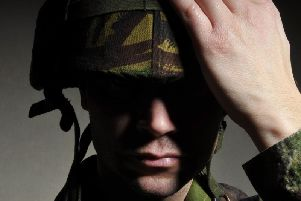 Other countries record the number of veterans who commit suicide but the UK does not.