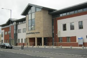 Fleetwood Health and Wellbeing Centre on Dock Street