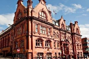 Wigan Town Hall
