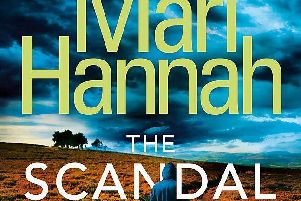 The Scandal by Mari Hannah