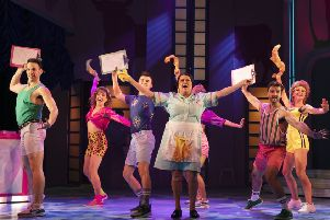 Club Tropicana is at Grand Opera House until Saturday 23 March.