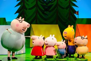 See Peppa Pig in Doncaster
