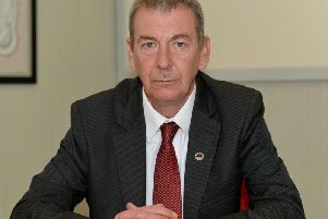 Hartlepool MP Mike Hill