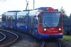 Supertram.