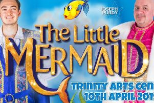 Family show The Little Mermaid comes to Gainsborough next week