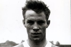 Reece Nicholson played for Doncaster Rovers in the 1950s.