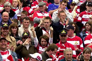 Are you among the Doncaster Rovers fans?