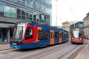 Sheffield Supertram.