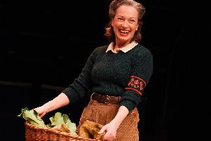 Isobel Middleton will star in Northern Broadsides Much Ado About Nothing at Harrogate Theatre next week. (Picture by Nobby Clark)