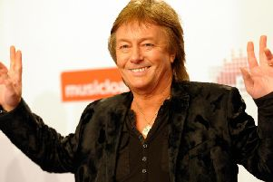 Chris Norman is live in Lincolnshire this week