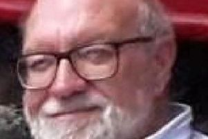 Gerald Corrigan who was killed by a crossbow in Anglesey - He is believed to have been a lecturer at Blackpool College of Art.