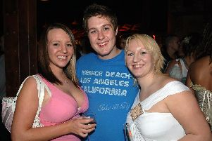 Wigan clubbers in 2005