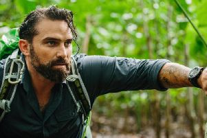 Action man Ant Middleton
