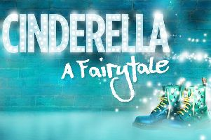 Cinderella is bringing her Fairytale to The Dukes, Lancaster for the festive season