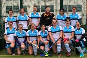 Batley Ladies moved up to second place in Yorkshire Hockey Association Division Four West after they secured a dramatic late win away to Huddersfield last Saturday.