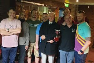 Spen Valley won the inaugural Inter League's Snooker tournament last Sunday.