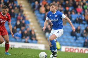 Chesterfield 1 v 2 Bromley: Our player ratings from today's game.