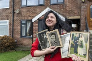 Susannah Wilkinson has reunited families with long lost sentimental photos. Photo by Scott Merrylees.